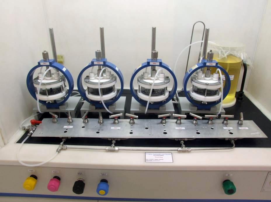 Laboratório mecânico