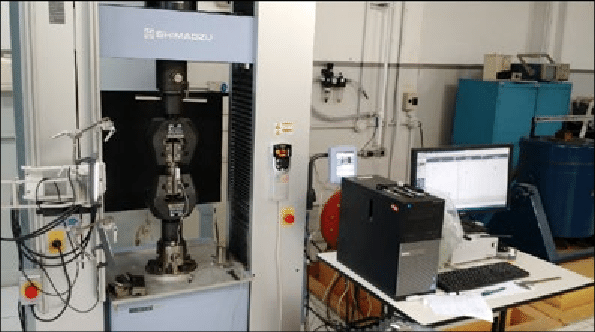 Ensaios mecânico e metalúrgico